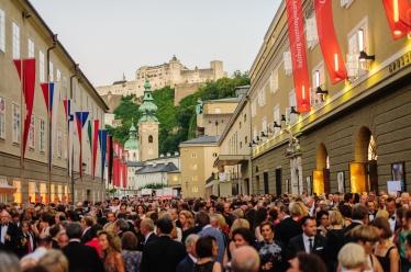 Mozart in Salzburg